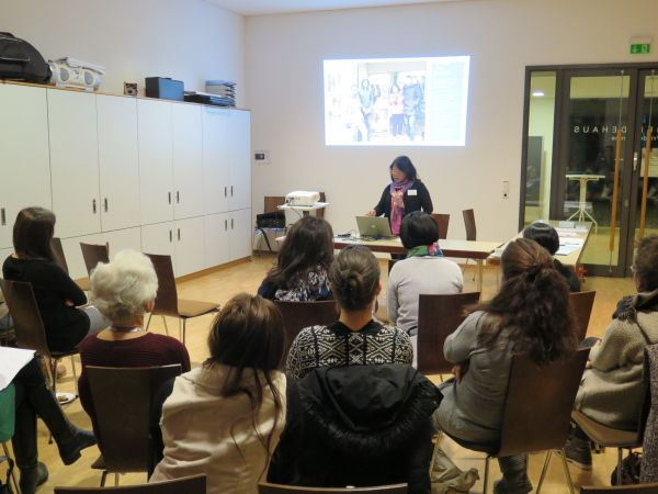 Heidelberg IWC Monthly Meeting February 2018