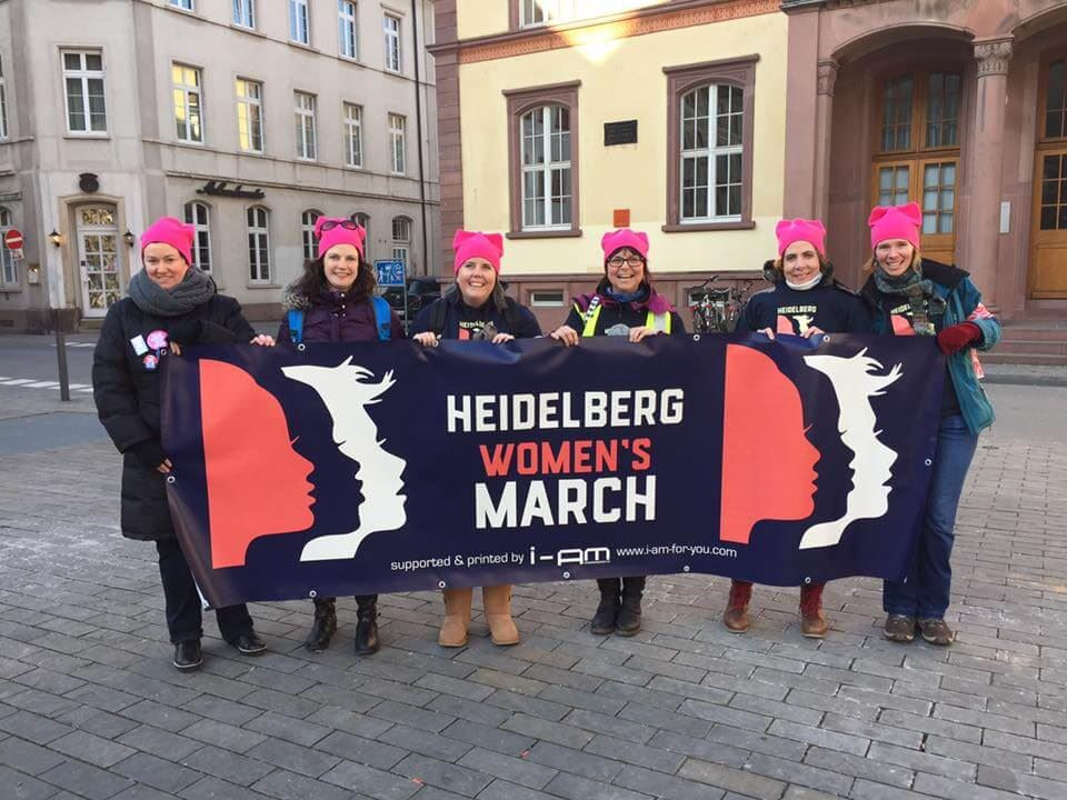 Heidelberg Women's March Organizers 2017