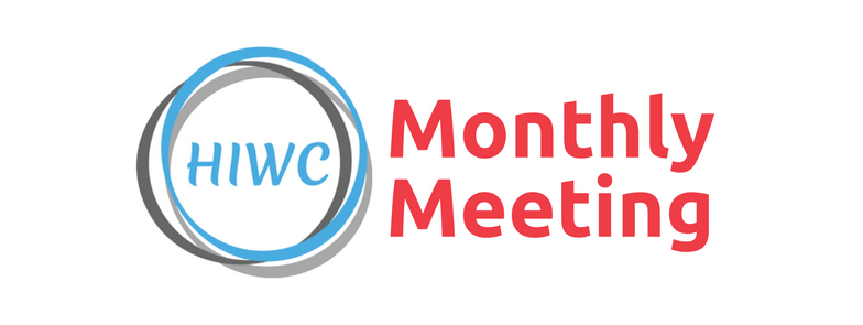 HIWC Monthly Meeting