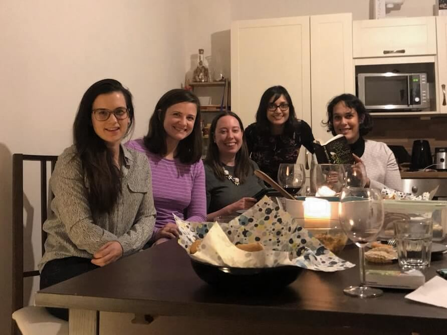 HIWC Potluck Book Club